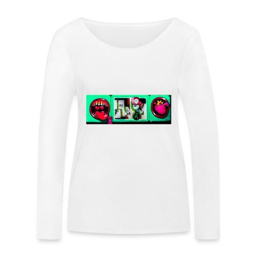 Toxin Rogue - Økologisk Stanley & Stella langærmet T-shirt til damer