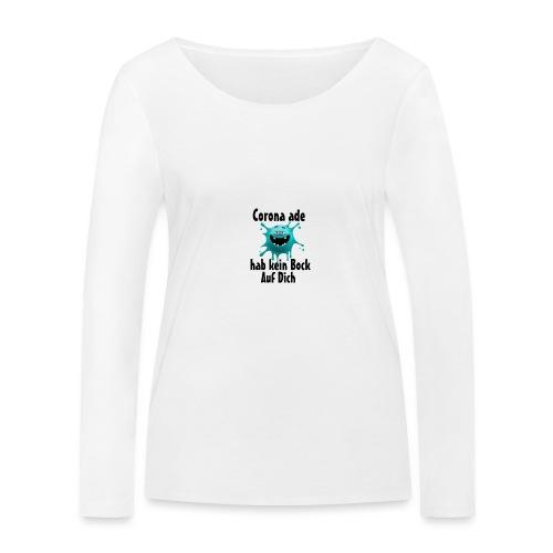 Kein Bock - Frauen Bio-Langarmshirt von Stanley & Stella