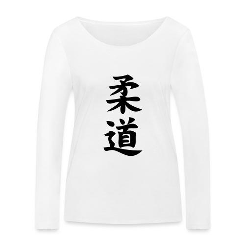 judo - Ekologiczna koszulka damska z długim rękawem Stanley & Stella