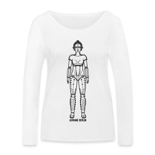 Maria - Frauen Bio-Langarmshirt von Stanley & Stella