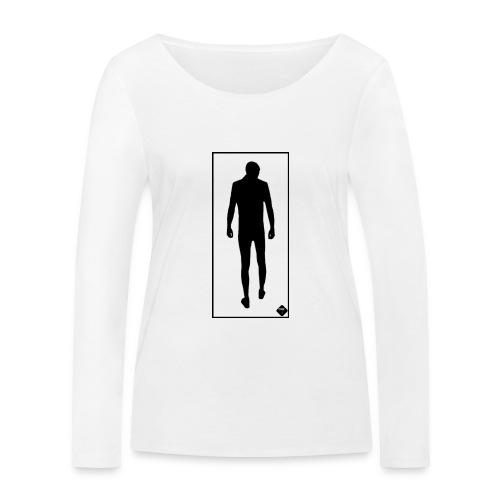 Man In Mirror - Ekologisk långärmad T-shirt dam från Stanley & Stella