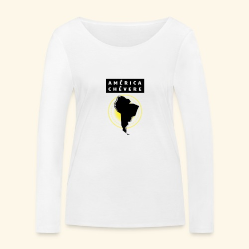 America Chevere - Frauen Bio-Langarmshirt von Stanley & Stella