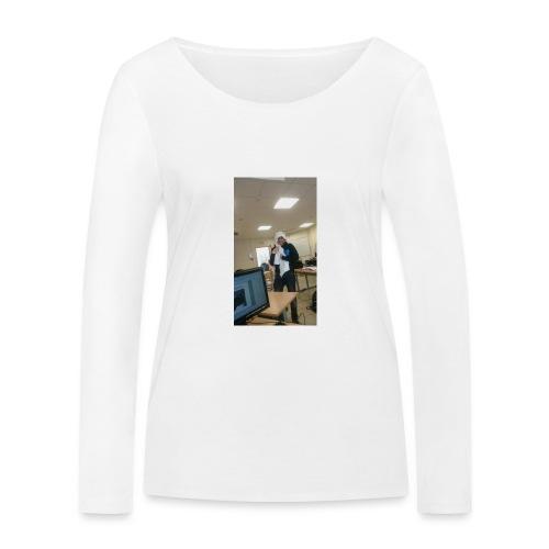Arnaud - Women's Organic Longsleeve Shirt by Stanley & Stella