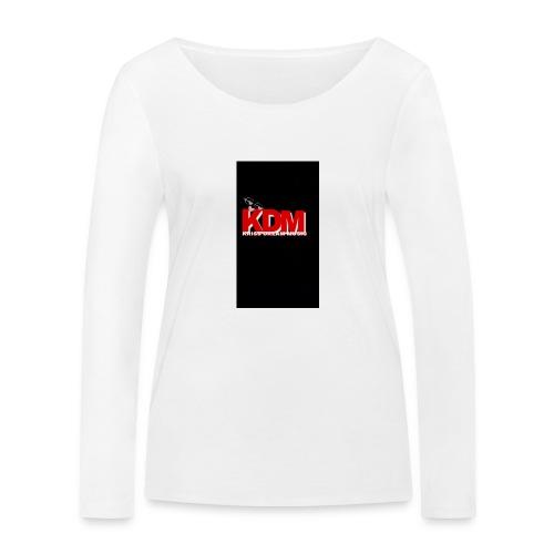 DREAM MUSIC - T-shirt manches longues bio Stanley & Stella Femme