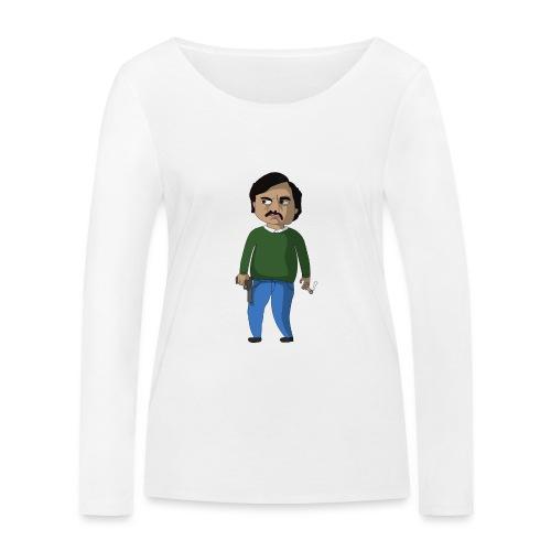 PABLO - T-shirt manches longues bio Stanley & Stella Femme