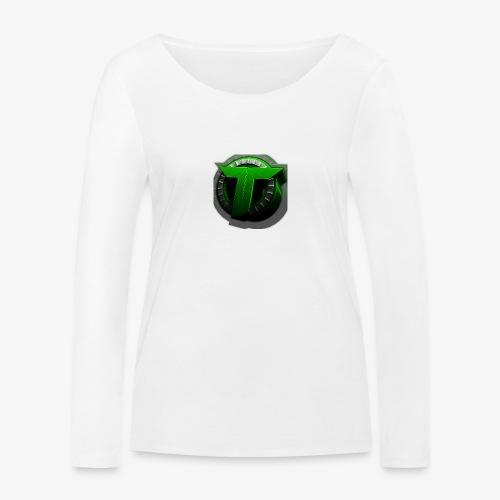 TEDS MERCHENDISE - Økologisk langermet T-skjorte for kvinner fra Stanley & Stella