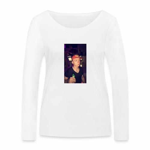 Jiptjz - Vrouwen bio shirt met lange mouwen van Stanley & Stella