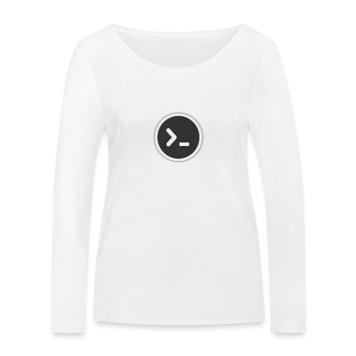 Terminal/Shell - Women's Organic Longsleeve Shirt by Stanley & Stella