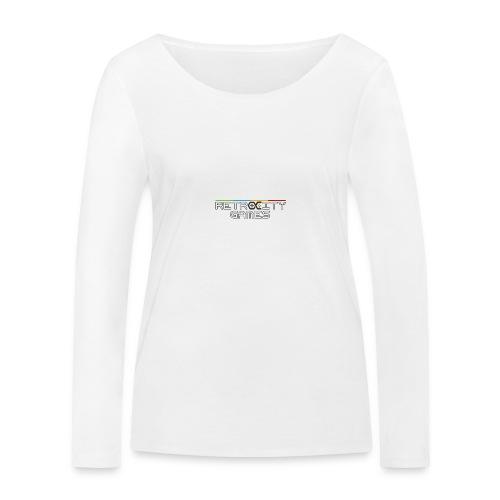 Casquette officielle - T-shirt manches longues bio Stanley & Stella Femme