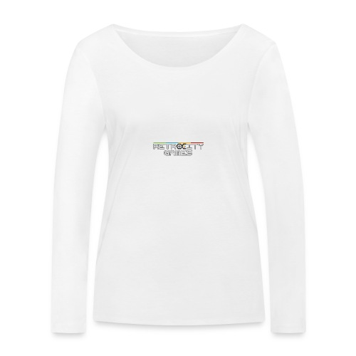 tasse officielle - T-shirt manches longues bio Stanley & Stella Femme