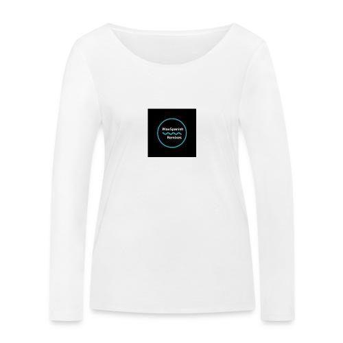 MaxSpanish - Vrouwen bio shirt met lange mouwen van Stanley & Stella