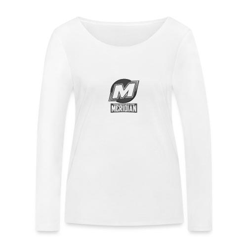 Meridian merch - Frauen Bio-Langarmshirt von Stanley & Stella