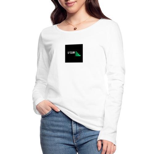 LF CLAN - Ekologisk långärmad T-shirt dam från Stanley & Stella