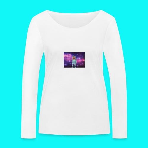 sloth - Women's Organic Longsleeve Shirt by Stanley & Stella