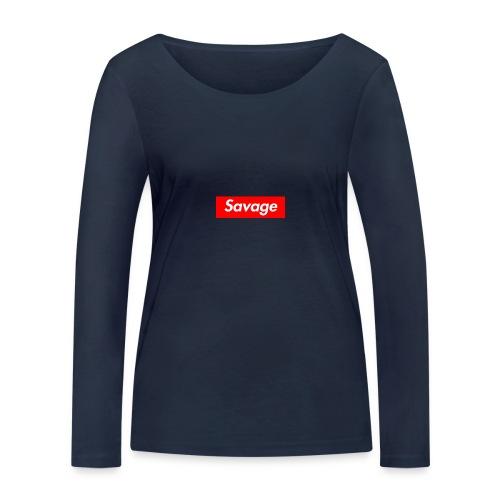 Clothing - Women's Organic Longsleeve Shirt by Stanley & Stella