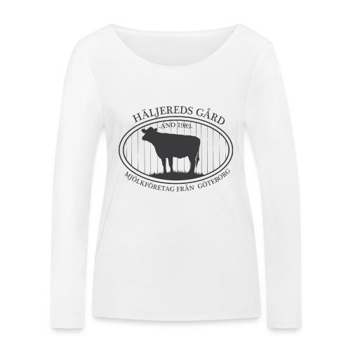 Häljereds Gård - Ekologisk långärmad T-shirt dam från Stanley & Stella