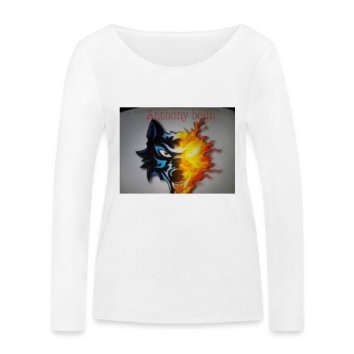 E44A4C12 938F 44EE 9F52 2551729D828D - T-shirt manches longues bio Stanley & Stella Femme