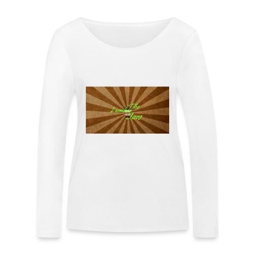 THELUMBERJACKS - Women's Organic Longsleeve Shirt by Stanley & Stella