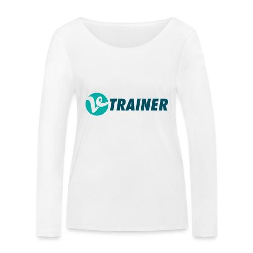 VTRAINER - Camiseta de manga larga ecológica mujer de Stanley & Stella