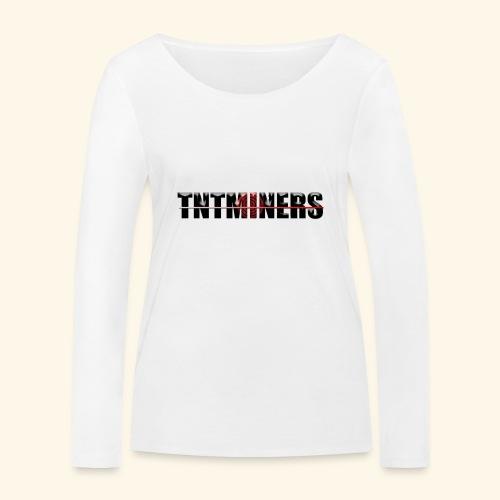 TNTMINERS ANNAN FÄRG 3 - Ekologisk långärmad T-shirt dam från Stanley & Stella