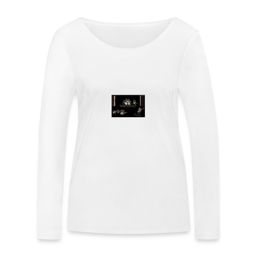 Rock_Stars_on_Stage_NEW - Women's Organic Longsleeve Shirt by Stanley & Stella