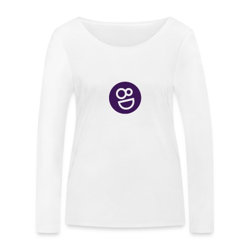 logo 8d - Vrouwen bio shirt met lange mouwen van Stanley & Stella