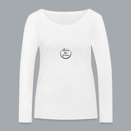 SixteenFootClothing© Circle-Logo - Women's Organic Longsleeve Shirt by Stanley & Stella