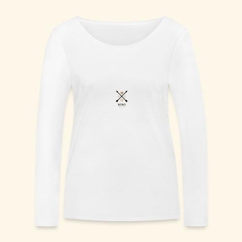 NONO SINCE 2017 - Økologisk Stanley & Stella langærmet T-shirt til damer