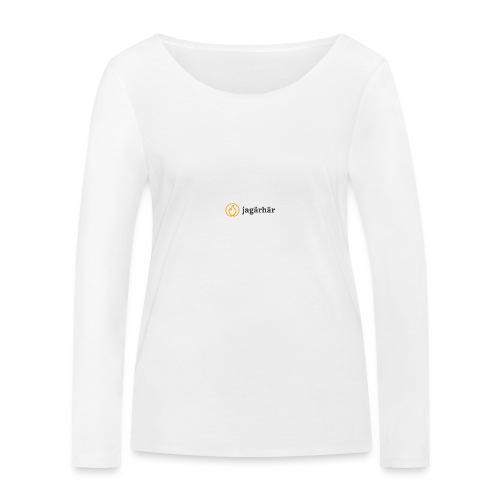#jagärhär - Ekologisk långärmad T-shirt dam från Stanley & Stella