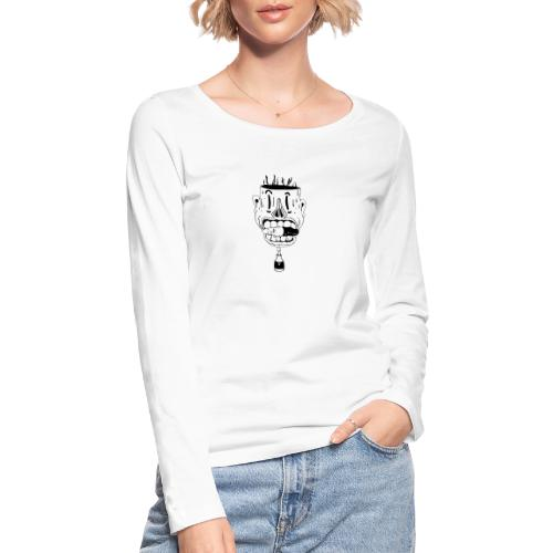 don't take another pill - Women's Organic Longsleeve Shirt by Stanley & Stella