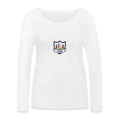 Cork - Eire Apparel - Women's Organic Longsleeve Shirt by Stanley & Stella