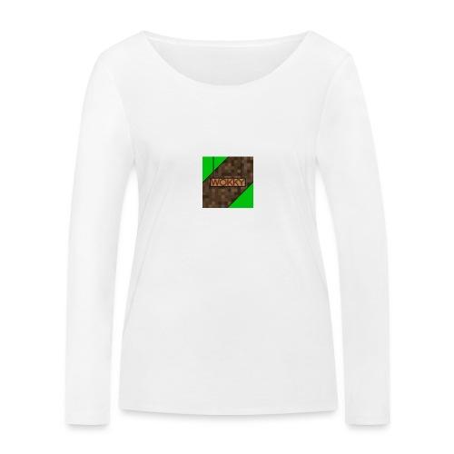 Wokky T Shirt - Ekologisk långärmad T-shirt dam från Stanley & Stella