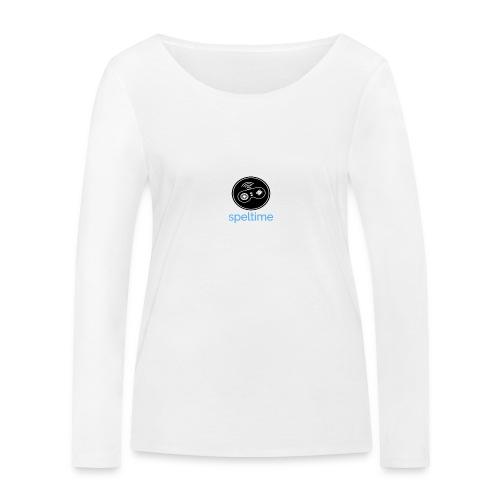 SPELTIME - Ekologisk långärmad T-shirt dam från Stanley & Stella
