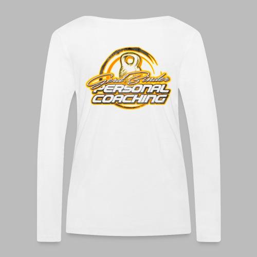 GerdB_2Print_20 (bitte max. 40° verkehrt waschen) - Frauen Bio-Langarmshirt von Stanley & Stella