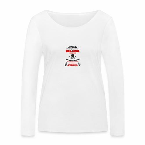 26 editor - Ekologiczna koszulka damska z długim rękawem Stanley & Stella