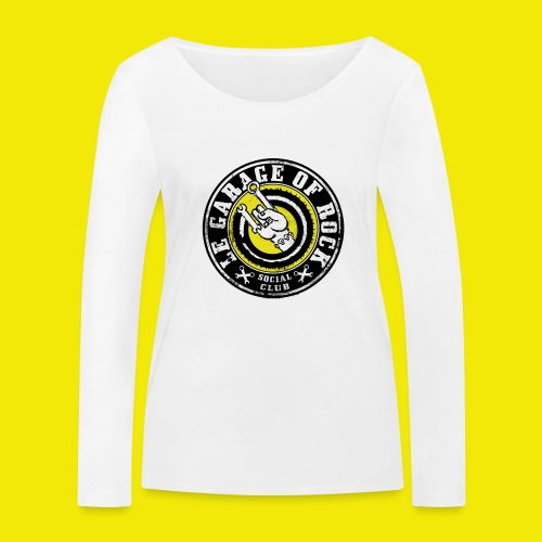 CLASSIC VINTAGE - T-shirt manches longues bio Stanley & Stella Femme