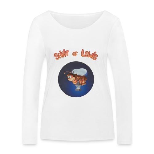 Spirit of Lewis - T-shirt manches longues bio Stanley & Stella Femme
