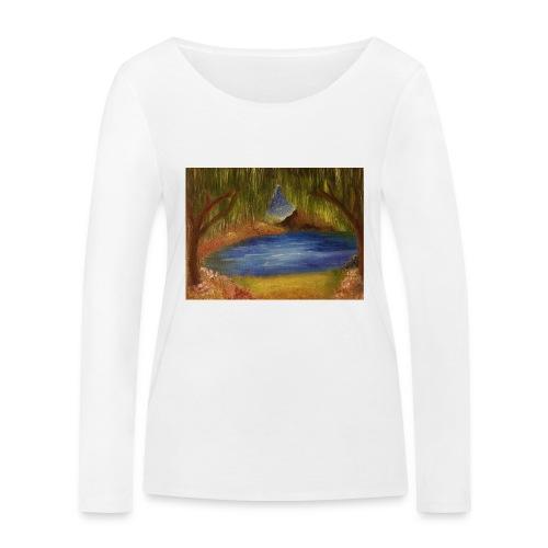 hop1 - Women's Organic Longsleeve Shirt by Stanley & Stella