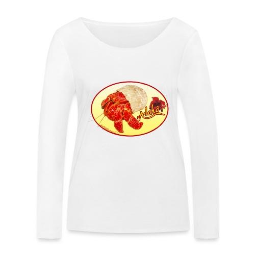 hermid - Frauen Bio-Langarmshirt von Stanley & Stella