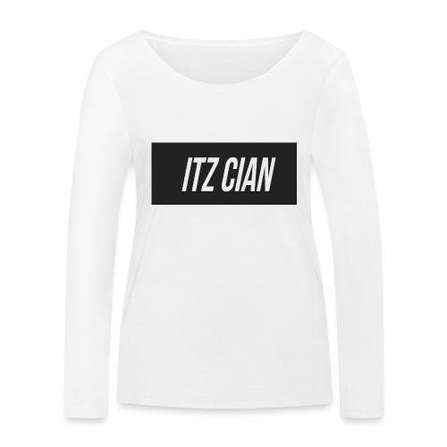 ITZ CIAN RECTANGLE - Women's Organic Longsleeve Shirt by Stanley & Stella