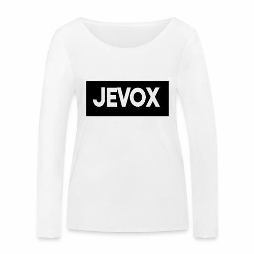 Jevox Black - Vrouwen bio shirt met lange mouwen van Stanley & Stella