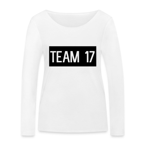 Team17 - Women's Organic Longsleeve Shirt by Stanley & Stella