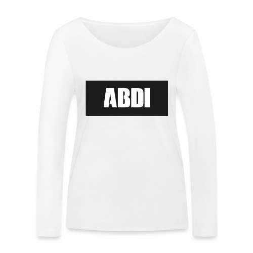 Abdi - Women's Organic Longsleeve Shirt by Stanley & Stella