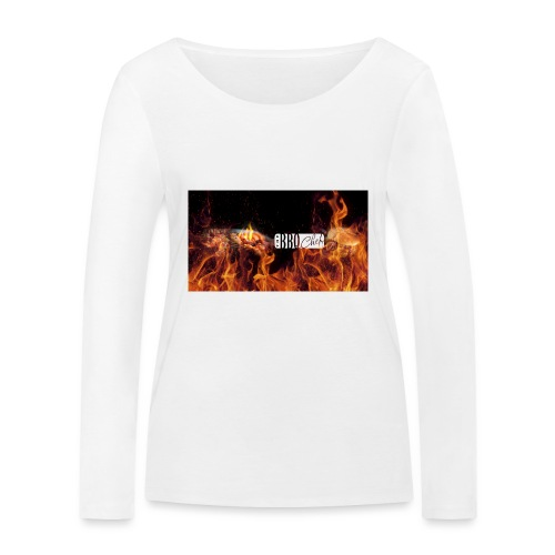 Barbeque Chef Merchandise - Women's Organic Longsleeve Shirt by Stanley & Stella