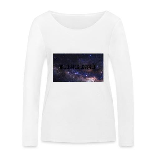 EMILJJOHANSSON - Ekologisk långärmad T-shirt dam från Stanley & Stella