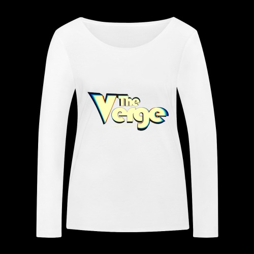 The Verge Vin - T-shirt manches longues bio Stanley & Stella Femme