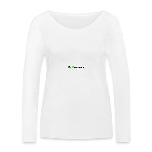 pcgamers-png - Maglietta a manica lunga ecologica da donna di Stanley & Stella