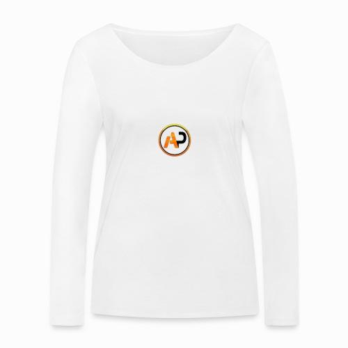 aaronPlazz design - Women's Organic Longsleeve Shirt by Stanley & Stella