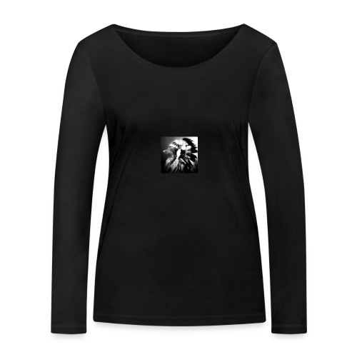 piniaindiana - Frauen Bio-Langarmshirt von Stanley & Stella