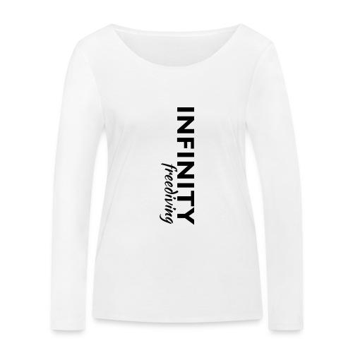 Infinity - Frauen Bio-Langarmshirt von Stanley & Stella